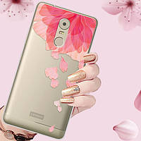 Чехол для Lenovo K6 Note Flower