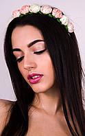 Обруч для волос Пионы, фото 1
