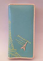 Кошелек женский Париж, фото 1