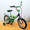 Велосипед EXPLORER 16 T-21619 green + black