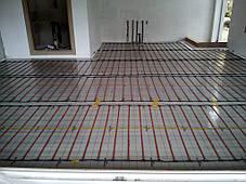 Стрижневий інфрачервона тепла підлога Unimat gtmat 4 м, фото 2