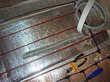 Стрижневий інфрачервона тепла підлога Unimat gtmat 4 м, фото 3