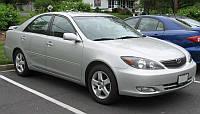 Лобовое стекло Toyota Camry XV30 (2002-2005)