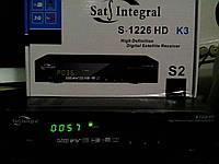 Спутниковый HD тюнер Sat Integral S-1226 HD K3
