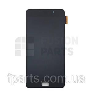 Дисплей Lenovo P2 (P2a42) с тачскрином Black, фото 2