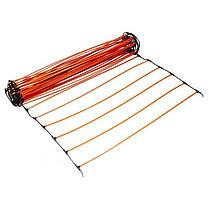 Стрижневий інфрачервона тепла підлога Unimat gtmat 6 м, фото 3