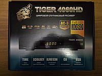 Спутниковый тюнер Tiger 4060 HD (Картоприёмник/EXSTRA TV), фото 1