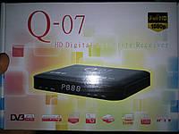 Спутниковый HD тюнер Q-07(Q-SAT), фото 1
