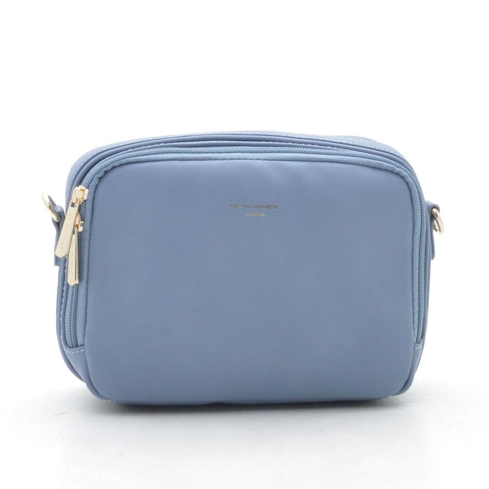 a1aa2390f84b Сумочка кроссбоди David Jones 5546-2 blue (синяя), цена 604 грн ...