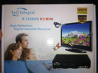Спутниковый HD тюнер Sat-Integral S-1226 HD K3 mini, фото 1