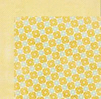 Бумага для скрапбукинга My Mind's Eye - The Sweetest Thing - Lavender - Reasons Why Swatch, 30х30, ST1116