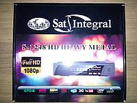 Спутниковый HD тюнер Sat Integral S-1248 HD, фото 1