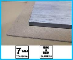Шумоизоляционная древесноволокнистая подложка под ламинат, Egen, толщина 7 мм