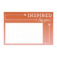 Карточка для журналинга My Mind's Eye - Cut and Paste - Presh - Inspired Journal Card, CP2007