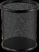 Підставка для ручок кругла BUROMAX, металева