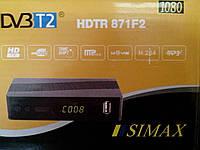 Т2 тюнер SIMAX HDTR 871F2