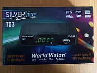 Т2 тюнер World Vision T63 DVB-T2