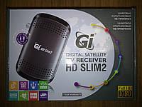 Спутниковый HD тюнер GI HD Slim 2