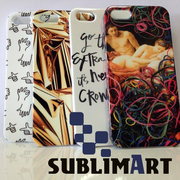 """Печать на чехлах для Iphone 5/5S - Интернет-магазин """"SublimArt"""" в Черкассах"""
