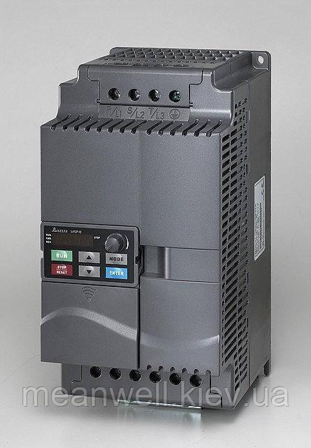 VFD055E43A Преобразователь частоты Delta Electronics VFD-E 5,5кВт, 3ф, 380