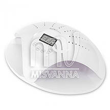 Лампа UV+LED SUN 669 для сушки гель-лака и геля на две руки с вентилятором, фото 2