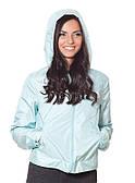 Женская куртка-ветровка (S-XL в расцветках) S, мятный