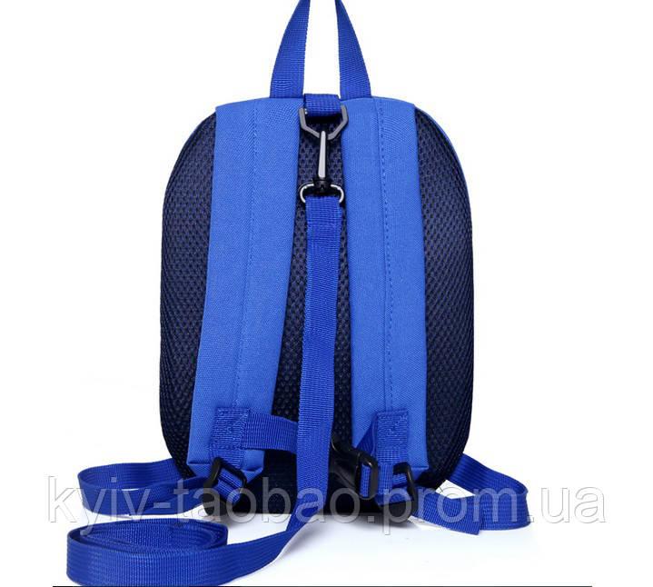 "Детский рюкзак ""Дракоша"" синий"