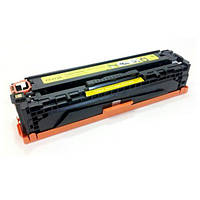 Картридж HP 131A Yellow CF212A для принтера LaserJet Pro 200 color MFP M276n, M276nw, M251n, M251n совместимый