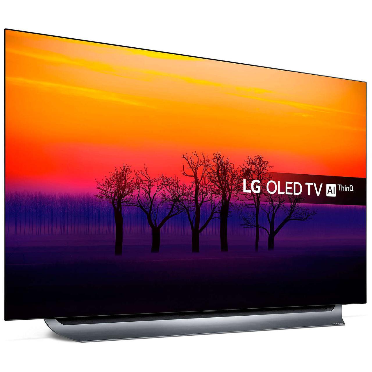 Телевизор LG OLED77C8PLA (120Гц, 4KUltra HD, Smart TV, Wi-Fi,a9 Processor, HDR10 Pro, Dolby Atmos, 2.2 40Вт)