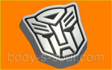 Пластиковая форма для мыла трансформер