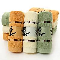 Бамбуковое полотенце махровое  140x70 см