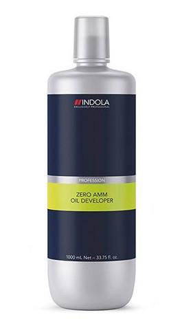 Лосьон-окислитель 8,5% INDOLA PROFESSION ZERO AMM OIL DEVELOPER 1000 ml