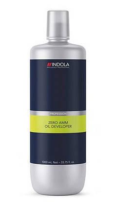Лосьон-окислитель 8,5% INDOLA PROFESSION ZERO AMM OIL DEVELOPER 1000 ml, фото 2