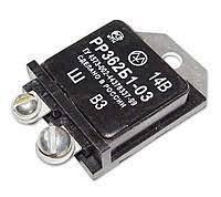 Реле-регулятор напруги 14В   РР362.3702Б1-03 (Енергомаш)
