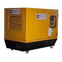 Дизельный генератор KJ Power 5KJP10 (8 кВт, 3ф~)