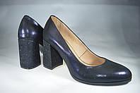 Женские женские красные кожаные туфли kolari 71513 красные   весенние , фото 1