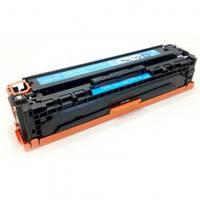 Картридж HP 131A Cyan CF211A для принтера LaserJet Pro 200 color MFP M276n, M276nw, M251n, M251nw соместимый