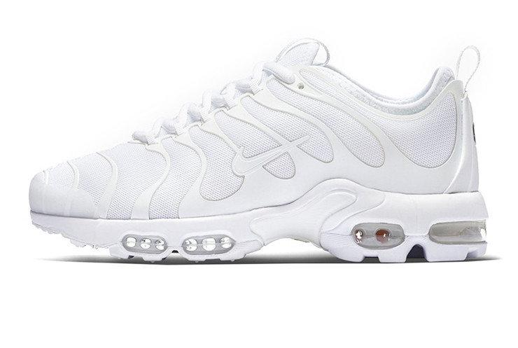 3a98d6a63963 Женские кроссовки Nike Air Max Plus Tn Ultra White  White-Black - Интернет-
