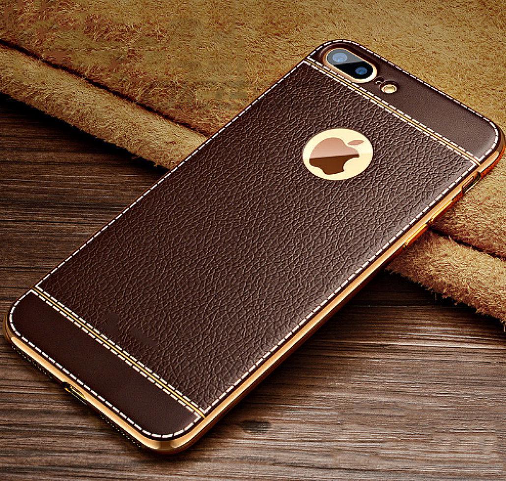 Oicgoo Роскошныемягкик силиконовые чехлы-(Капа) для iPhone 7 Чехол 7 плюс Full Cover для iPhone 6 6 6 S плюс