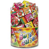 Жевательные конфеты Softi Cubes Hitschler