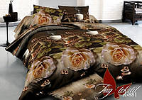 Комплект постельного белья R881 семейный (TAG-365c)