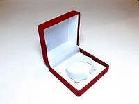 Подарочная коробка, для часов, браслетов красная 28_3_58a2