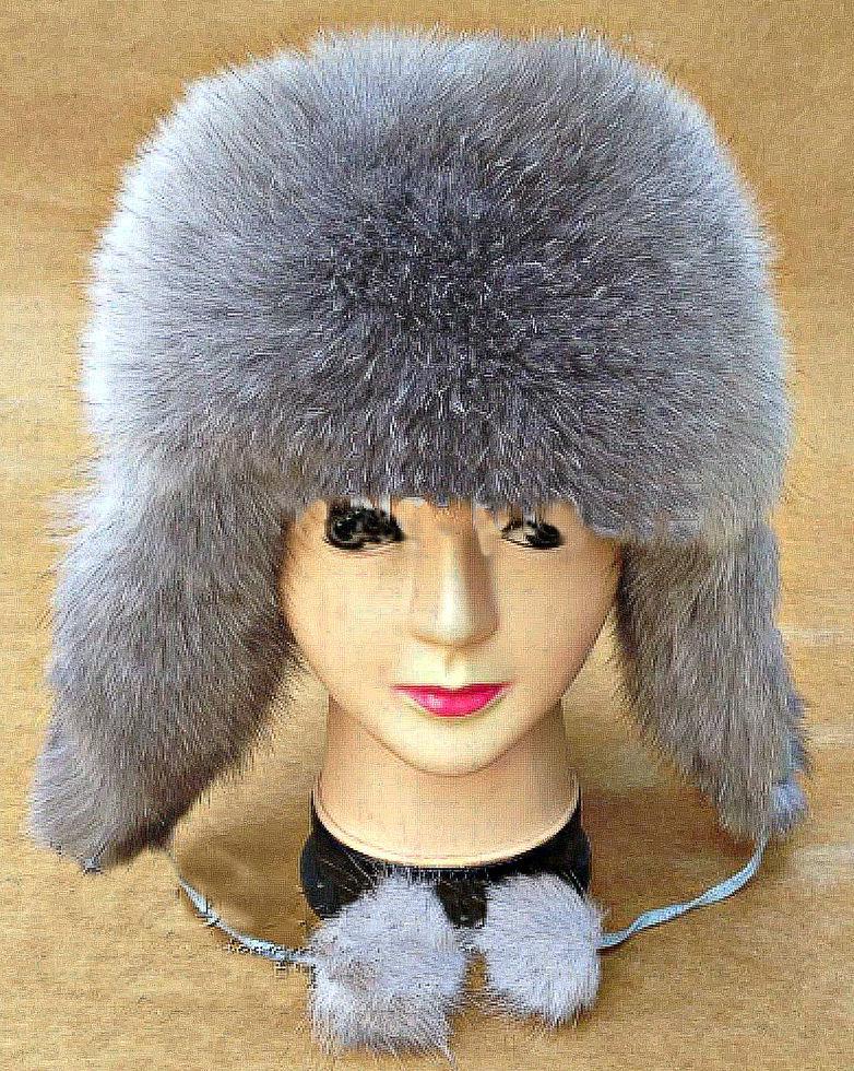 Зимние, женские, модные, толстые шапки для женщин из шкуры енота.