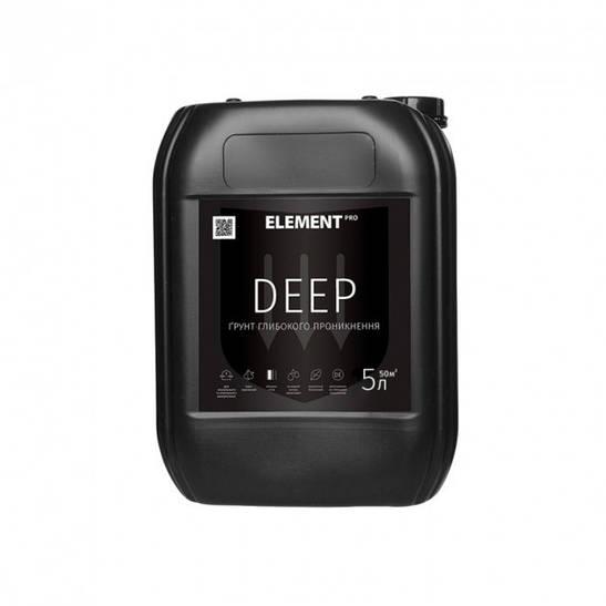 Грунт глубокого проникновения Element Pro Deep