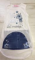 Платье для девочек оптом, Sincere, 4-12 лет., арт.CJ-1772, фото 2