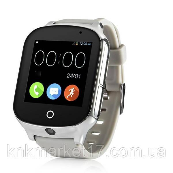 Smart watch A19 grey