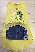 Платье для девочек оптом, Sincere, 4-12 лет., арт.CJ-1772, фото 3