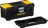 """Ящик для инструментов STANLEY 16"""" пластиковый металлическая защелка, 200х195х410 мм"""