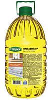 Универсальное средство для мытья поверхностей ТМ HELPER лимон, 5л