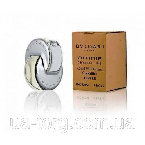 Тестер женский Bvlgari Omnia Crystalline,65 мл